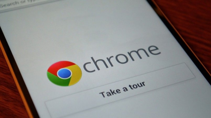 chrome android поиск текста