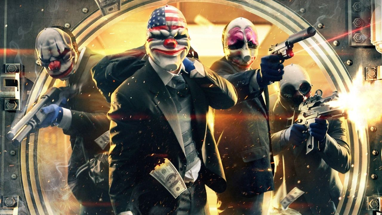 steam payday 2 бесплатно